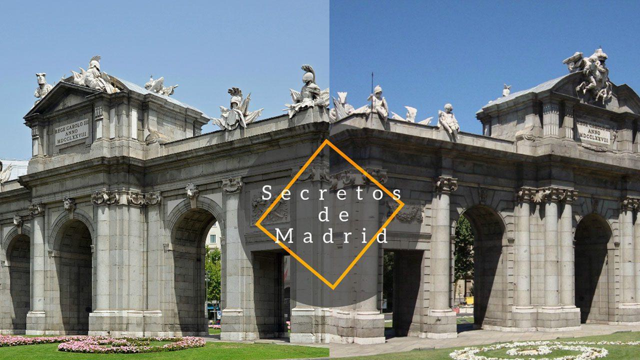 Secretos de Madid
