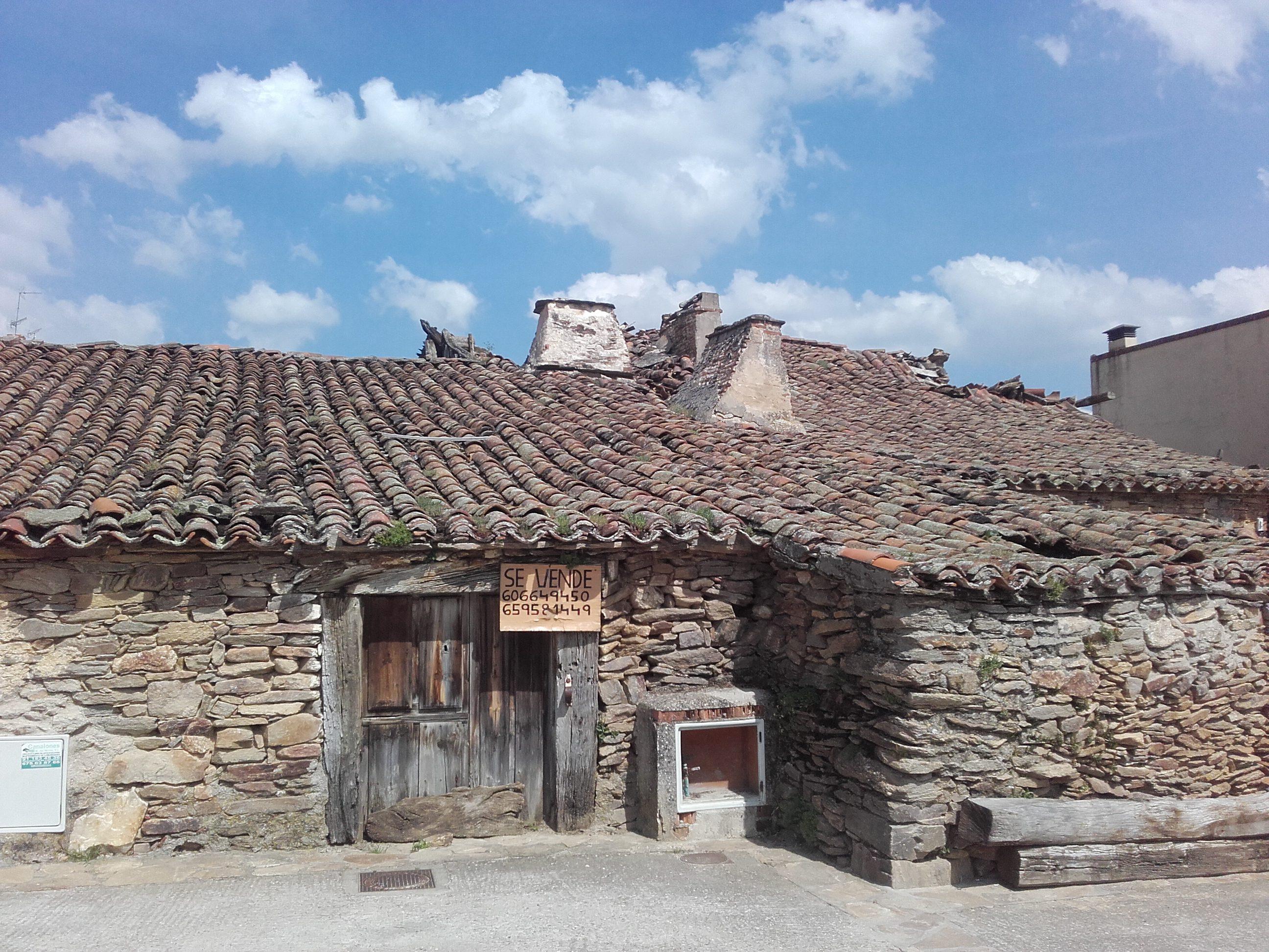 Casa colonial de Buitrago