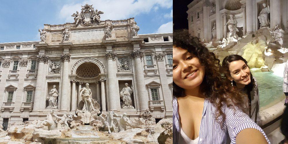 Roma Fontana de Trevi
