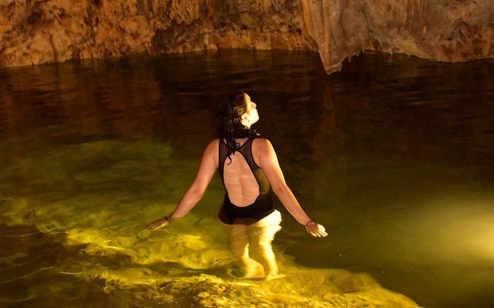 Ruta de cenotes en Quintana Roo