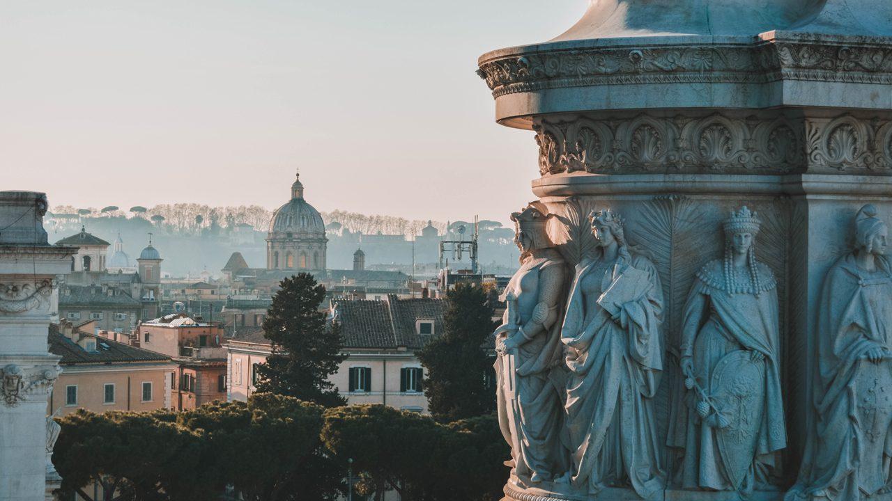 Que ver en la Ciudad Eterna en Semana Santa